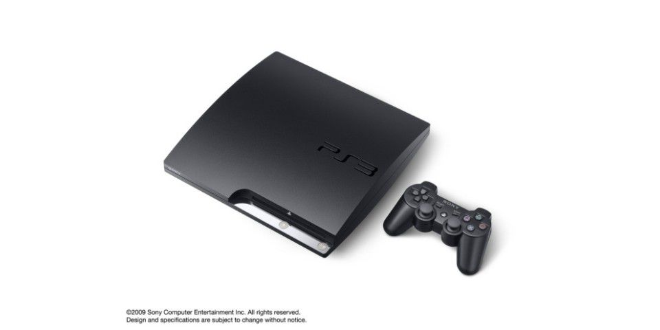 Playstation 3 Slim - Bild 01