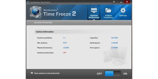 Wondershare Time Freeze 01