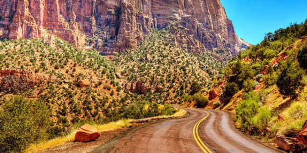 Zion National Park<BR>