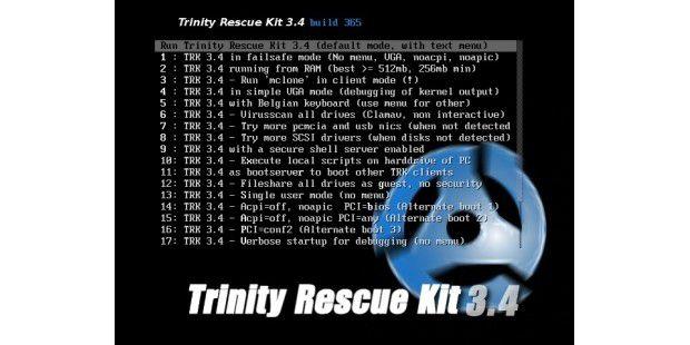 Trinity Rescue Kit 3.4