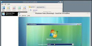 System-Software: VirtualBox