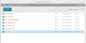 MP3-Tool: Freemake Audio Converter