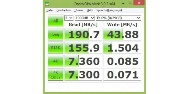 Freecom Data Bar 32GB