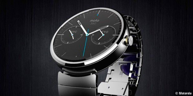 Motorolas Smart Watch soll 249 US-Dollar kosten