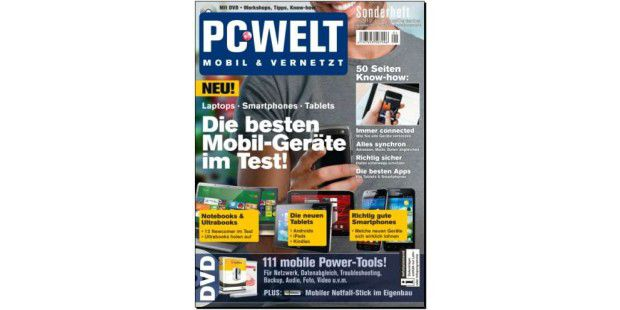 PC-WELT Mobil & Vernetzt 1/