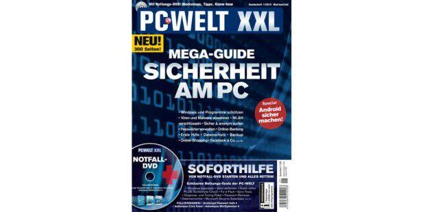PC-WELT XXL: Alles rund um das Thema Sicherheit.
