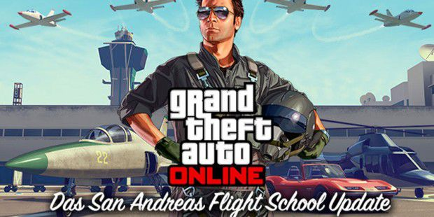 Das San Andreas Flight School Update