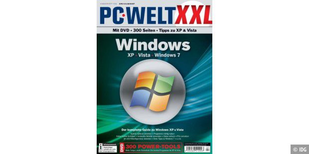 PC-WELT Sonderheft 7/2009: Windows XXL