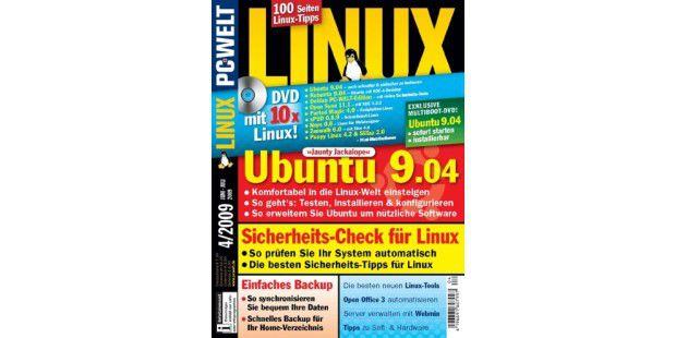 PC-WELT Linux 4/2009: Ubuntu 9.04