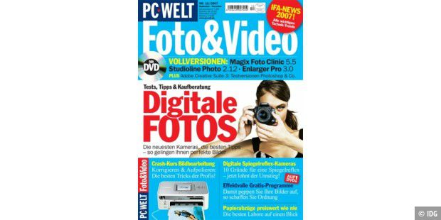 PC-WELT Sonderheft 10/2007: Digitale Fotos