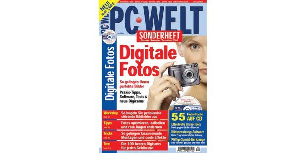 PC-WELT Sonderheft 14/2004: Digitale Fotos