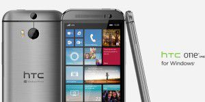 HTC One M8 mit Windows Phone vorgestellt