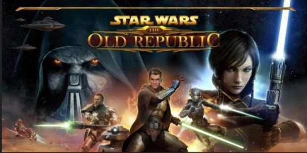 Star Wars, The Old Republic, Kostenlos, Download, MMORPG, gratis