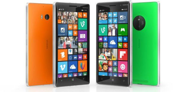 Lumia 830: Das neue Windows-Phone-Flaggschiff