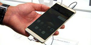 Video: Huawei Ascend Mate 7 - Hands-on