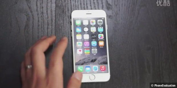 Vermeintliche iPhone-6-Video-Review im Umlauf