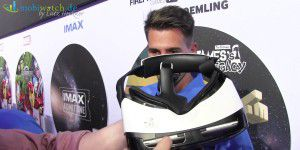 Virtual-Reality-Brille Samsung Gear VR im Hands-on