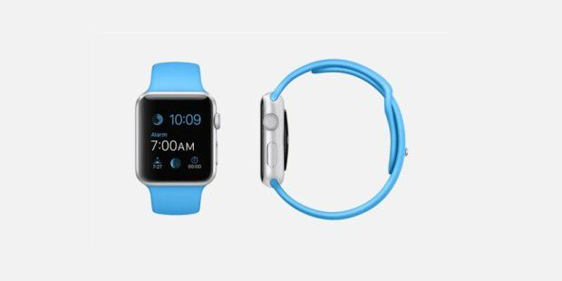 Die Sport-Edition der Apple Watch