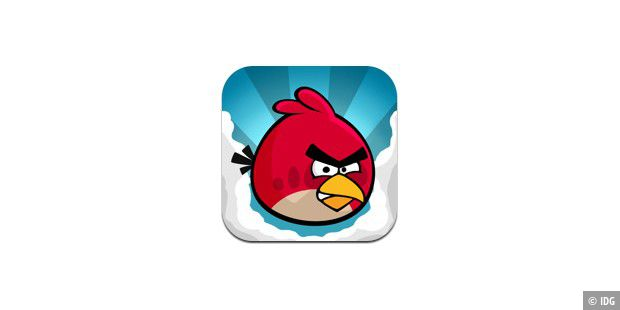 iPhone-App Angry Birds