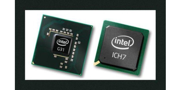 Intel Chipsatz mit IGP Grafik: Der Graphics Media