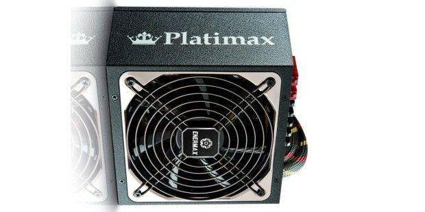 Energieeffizient: Netzteil Enermax PlatimaxEPM500AWT