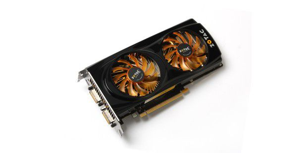 PC-Spieler: Zotac Geforce GTX 560 AMP! Edition