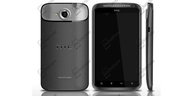 Soll in 2012 kommen: HTC Edge mit4-Kern-Prozessor