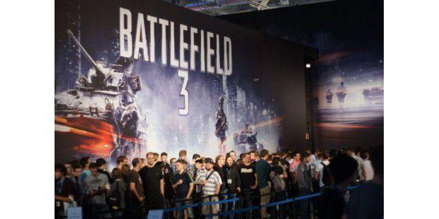 Impressionen von der Gamescom 2011