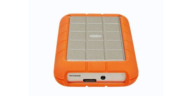 LaCie Rugged USB 3.0 500 GB