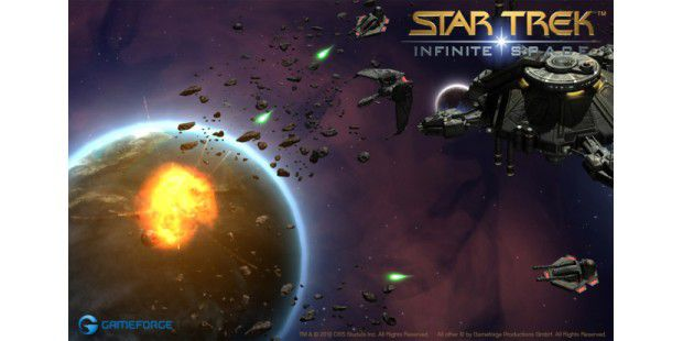 Star Trek: Infinite Space (Screenshots)