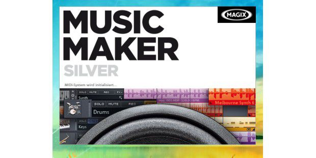 Magix Music Maker Silver