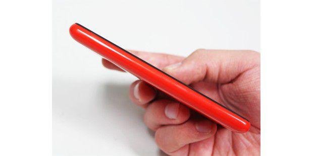 Nokia Lumia 820: etwas klobig