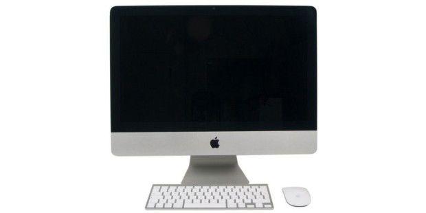 Bildschirm-PC mit 21,5-Zoll-Display: Apple iMac im Test