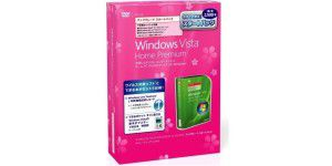 Windows Vista in Pink