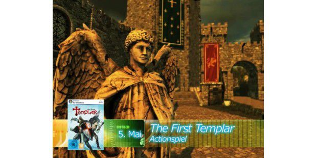 Spielevorschau: The First Templar