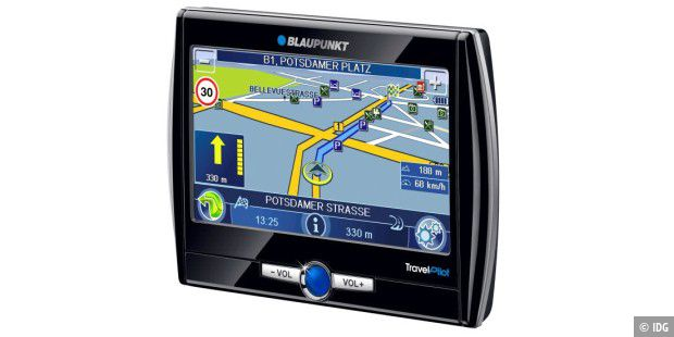 Blaupunkt Travel Pilot 300