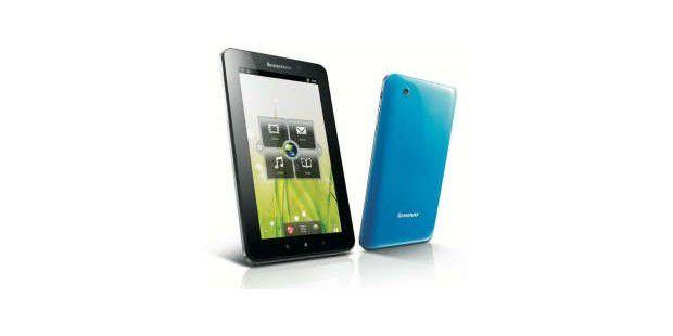 Lenovo enthüllt Sparpreis-Tablet IdeaPad A1 (c) Lenovo