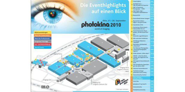 Photokina 2010 - Fakten & Tipps