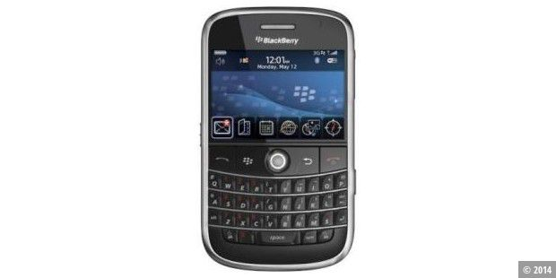 BlackBerry-Option bei T-Mobile kostenlos testen