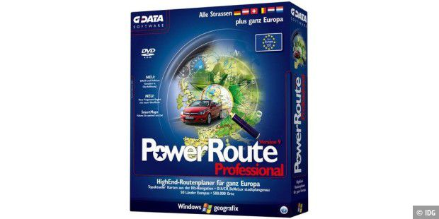 Gdata Powerroute 9 professional