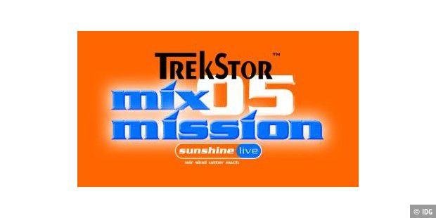Trekstor mix-mission