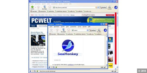 Download des Tages: Seamonkey