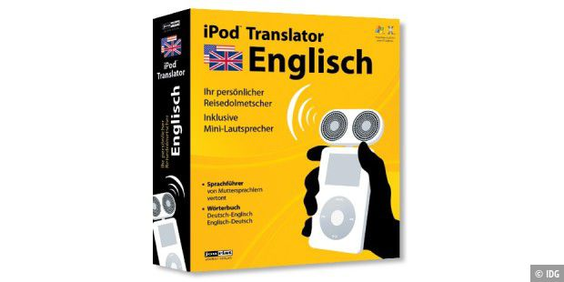 Jourist iPod Translator