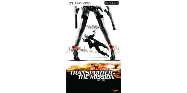 Universumfilm The Transporter UMD