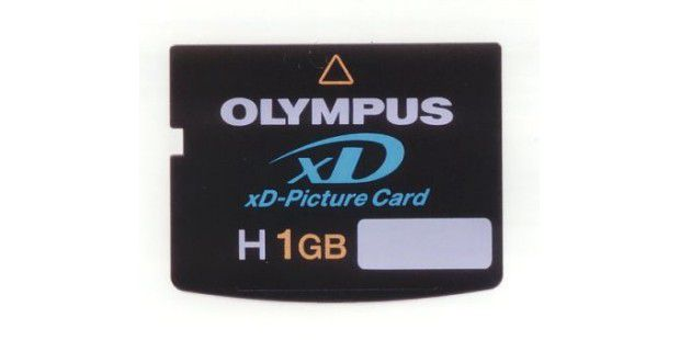 Olympus xD-Picture-Card