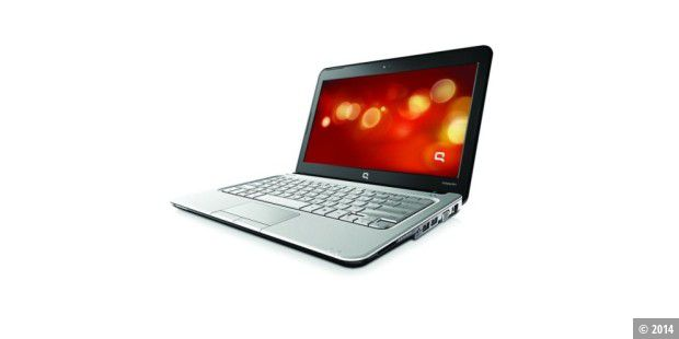 Ion-Netbook im Test: HP Compaq Mini 311