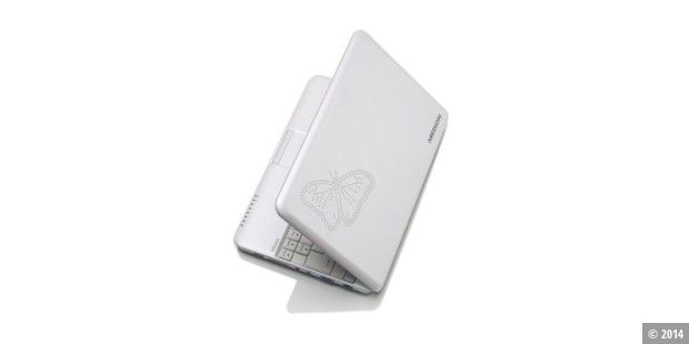 Schicker Mini-Laptop: Medion Akoya S1210