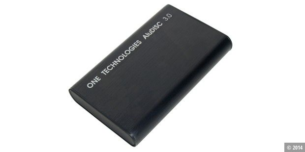 ONE Technologies Aludisc 3.0 Desktop Edition 1TB