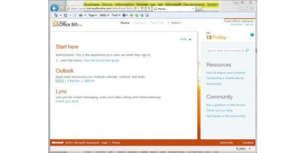 Jeder kann ab sofort Office 365 gratis testen