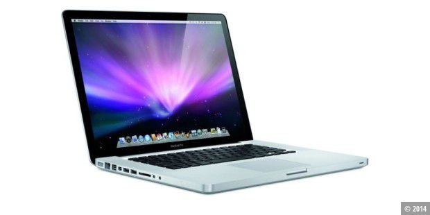 Notebook mit Top-Display: Apple Macbook Pro 15 im Test